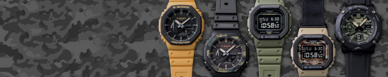 Casio G-Shock Erkek Kol Saati Modelleri