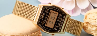 Casio Retro Kadın Saat